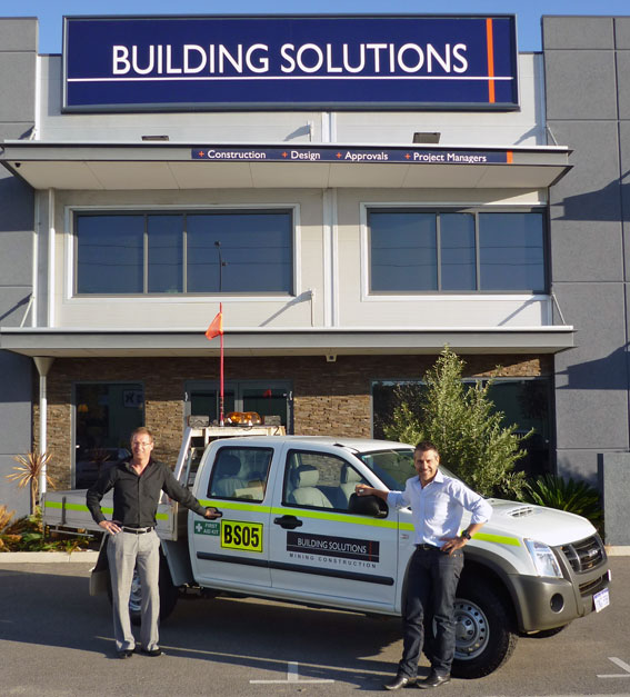 Building Solutions Office with David Guille & Marcus Kotsoglo