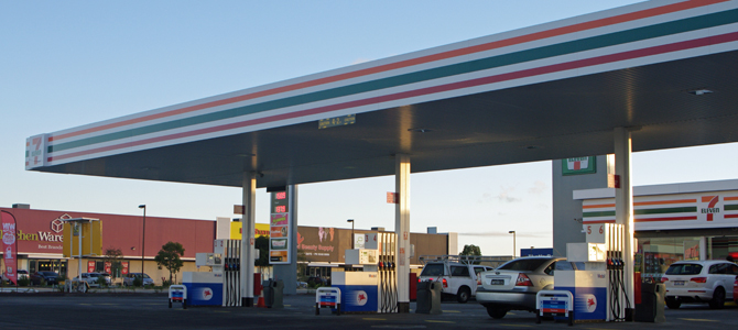 Building 7-Eleven Fuel Station Solutions