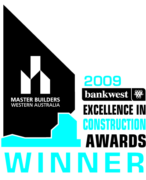 MBA Best New Builder Award 2009