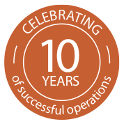 Building Solutions 10 year Anniversay