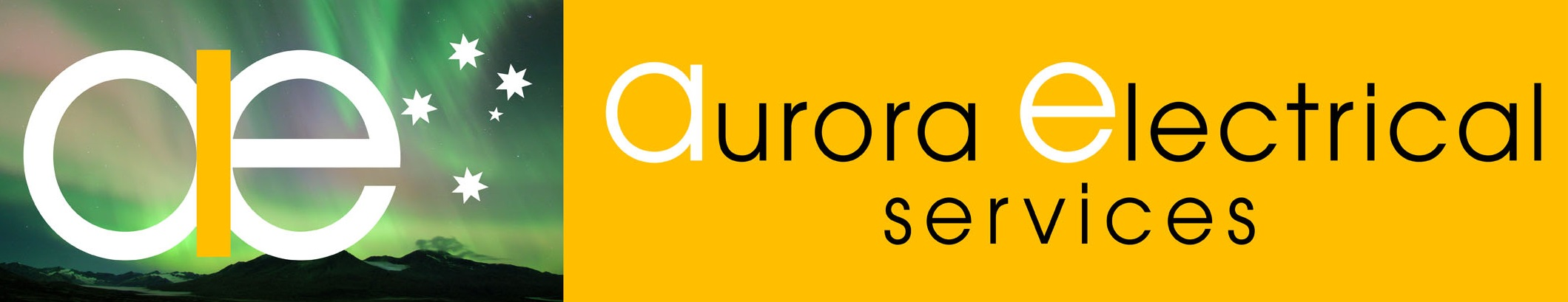 Aurora Electrical Services Logo