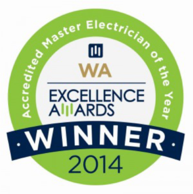 Winner of WA Master Electrician of the Year