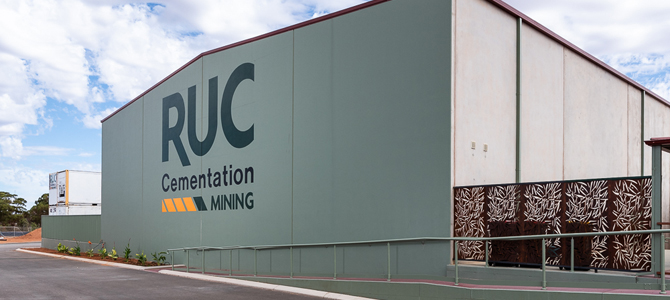 RUC Cementation Mining Contractors